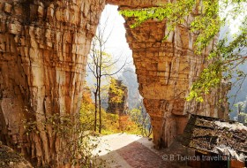Фото Чжанцзяцзе (Улиньюань) - национальный парк, Китай