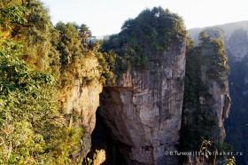 национальный парк чжанцзяцзе фото китай