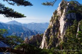 фото гор хуаншань