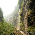 природа китая ущелье малинг водопады