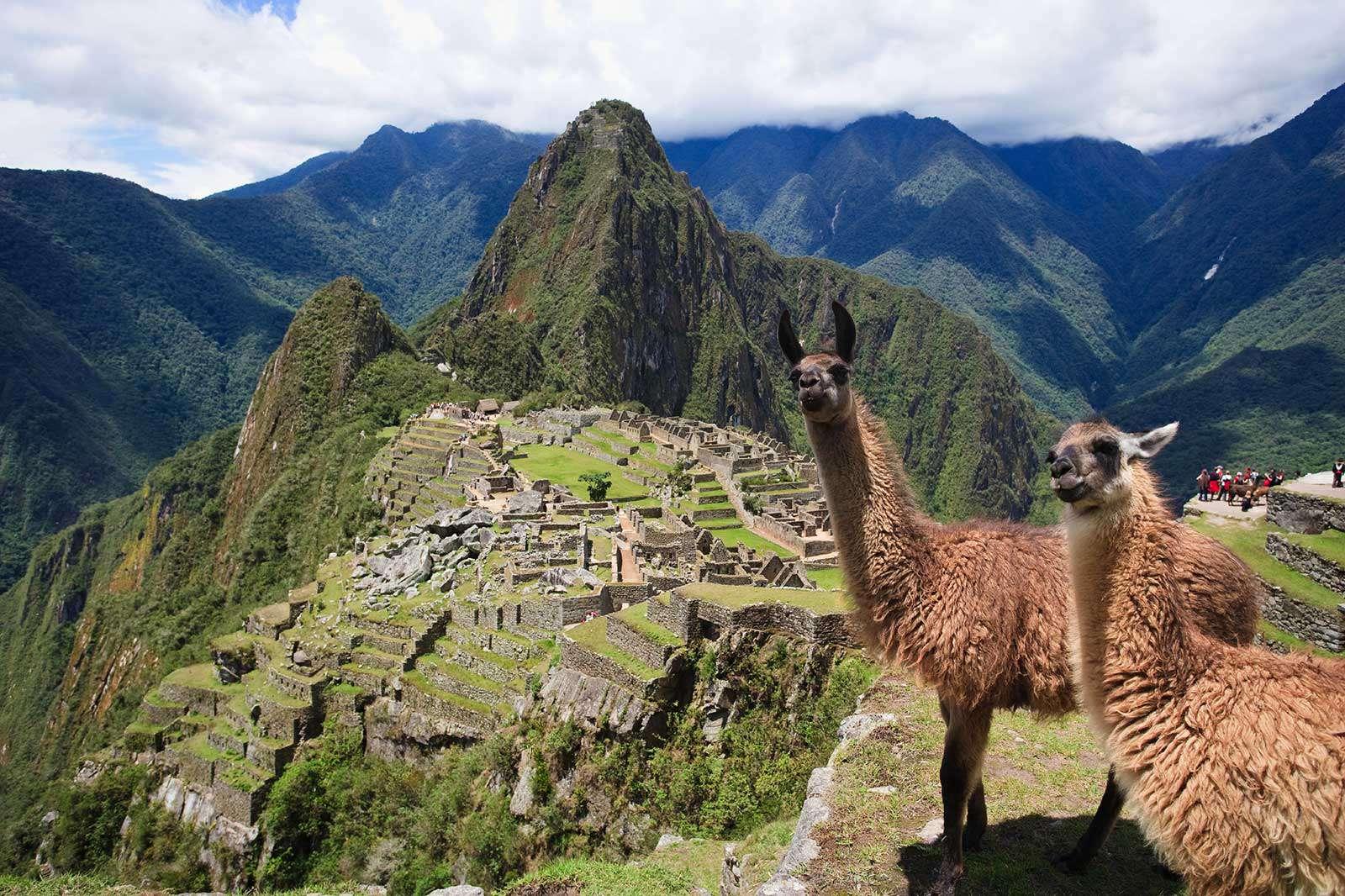 Тропа инков, Перу