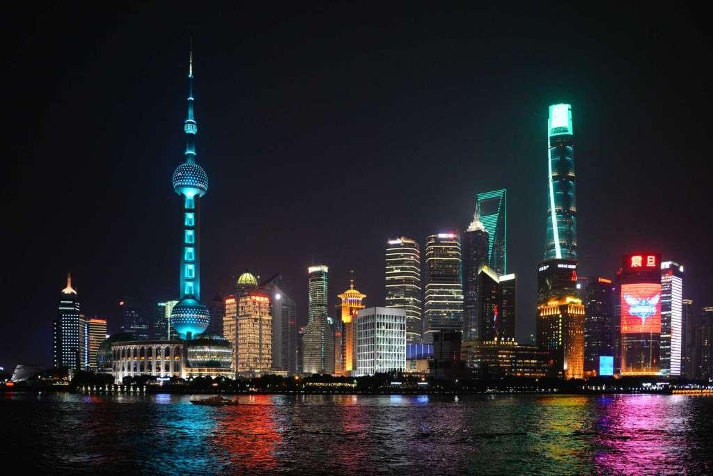 Новый Шанхай. Фото Евгений Хадеев (участник путешествия)