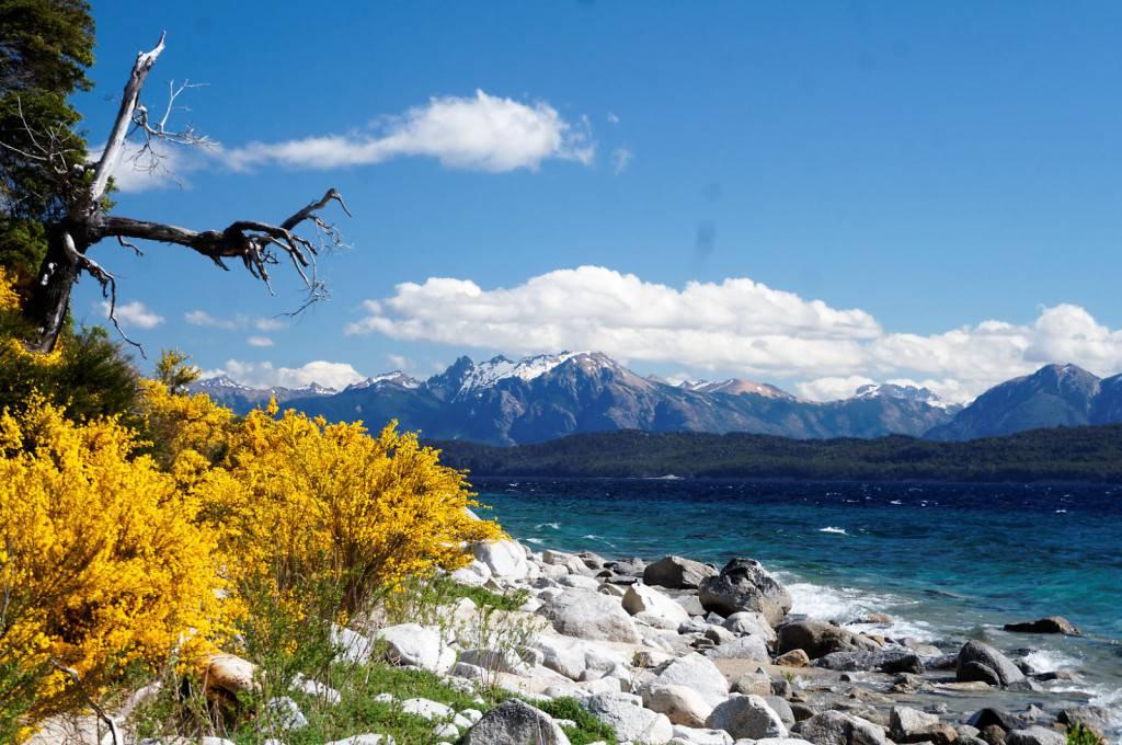 озерный край аргентина