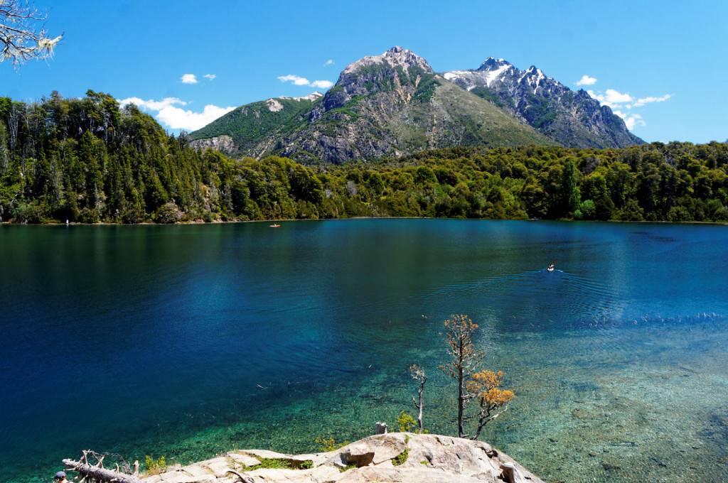 озерный край барилоче аргентина