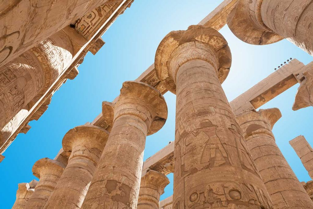 тур в египет долина нила луксор храм карнакский