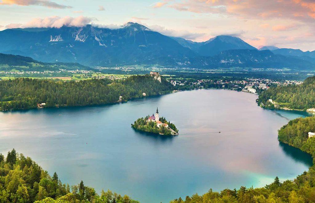 тур на озеро блед в словению