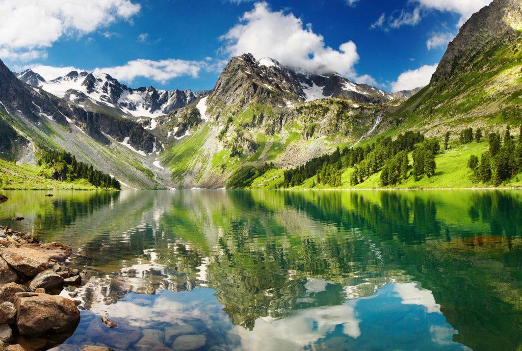 озеро ясна в словении тур