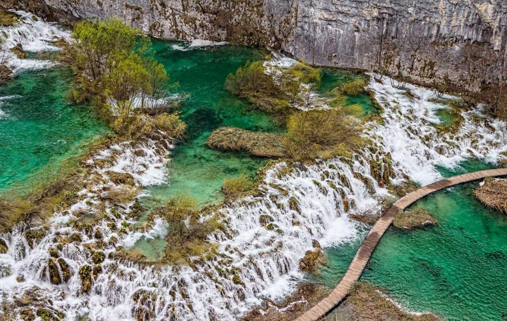 плитвицкие озера хорватия тур