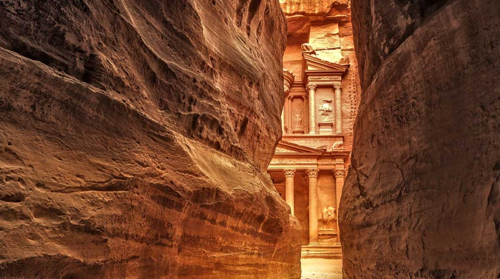 тур в петру иордания