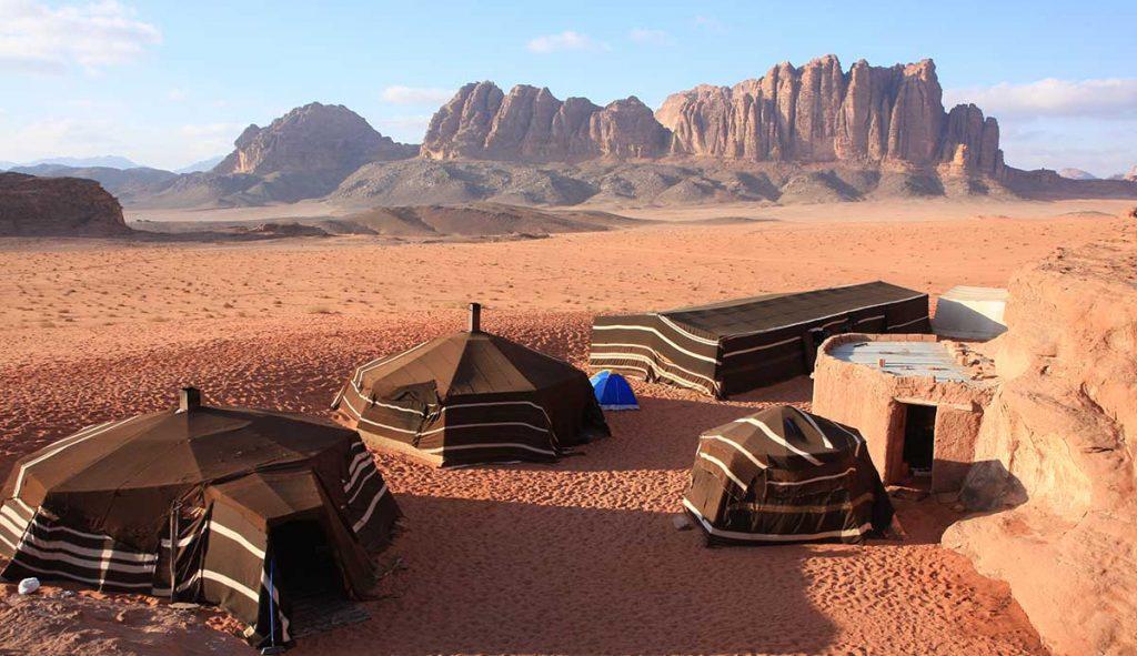 тур в пустыню вади рам иордания