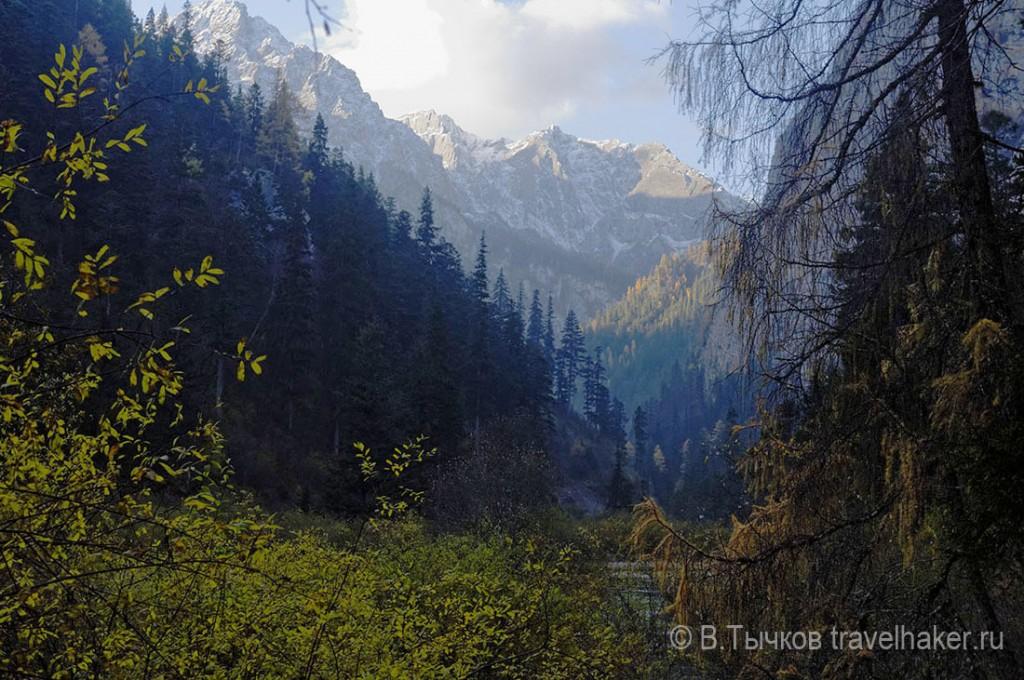 цзючжайгоу китай primeval forest