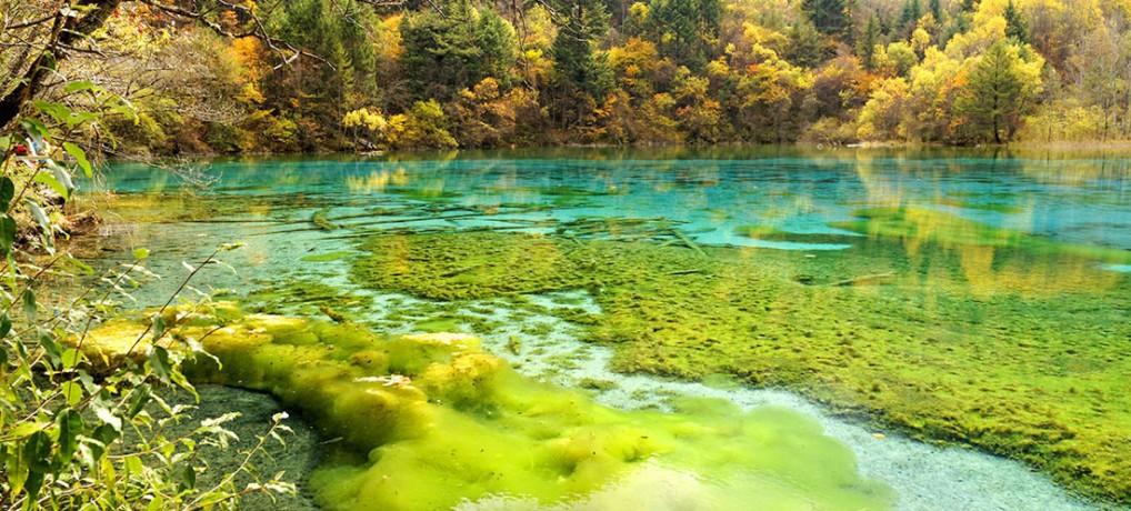 Цзючжайгоу — долина водопадов и озер
