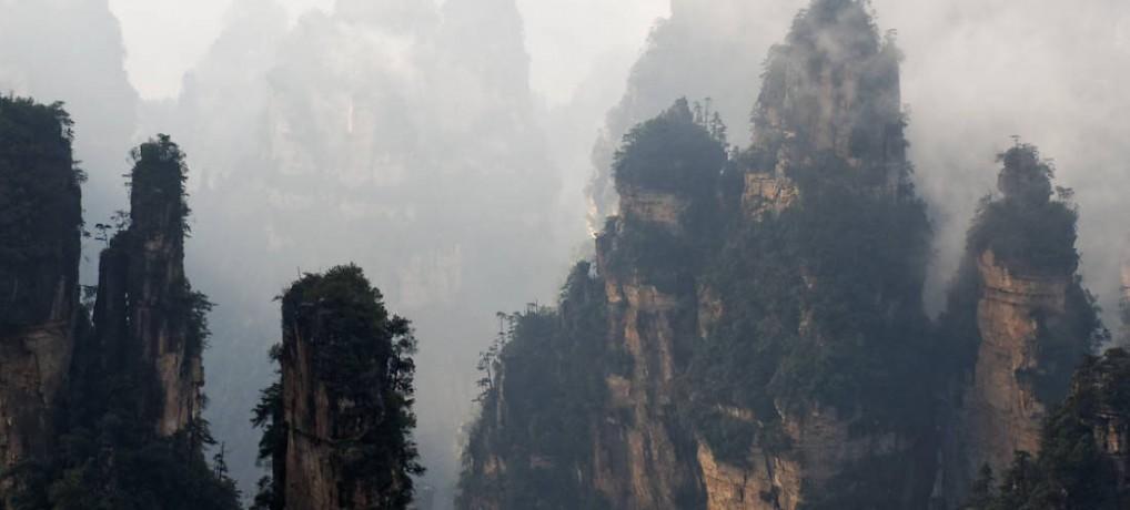 Чжанцзяцзе — национальный парк, Китай