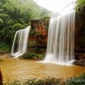 водопады китая чишуи природа китая