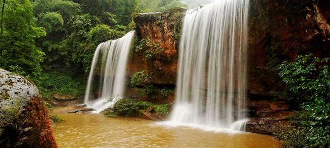Экскурсионный тур №4 «Волшебные водопады и бамбуковые леса провинции Гуижоу: Чишуи — Хуангошу — Малинг»