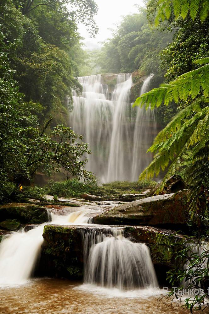 водопад китая природа чишуи сидонгоу