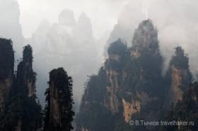фото чжанцзяцзе национальный парк китай