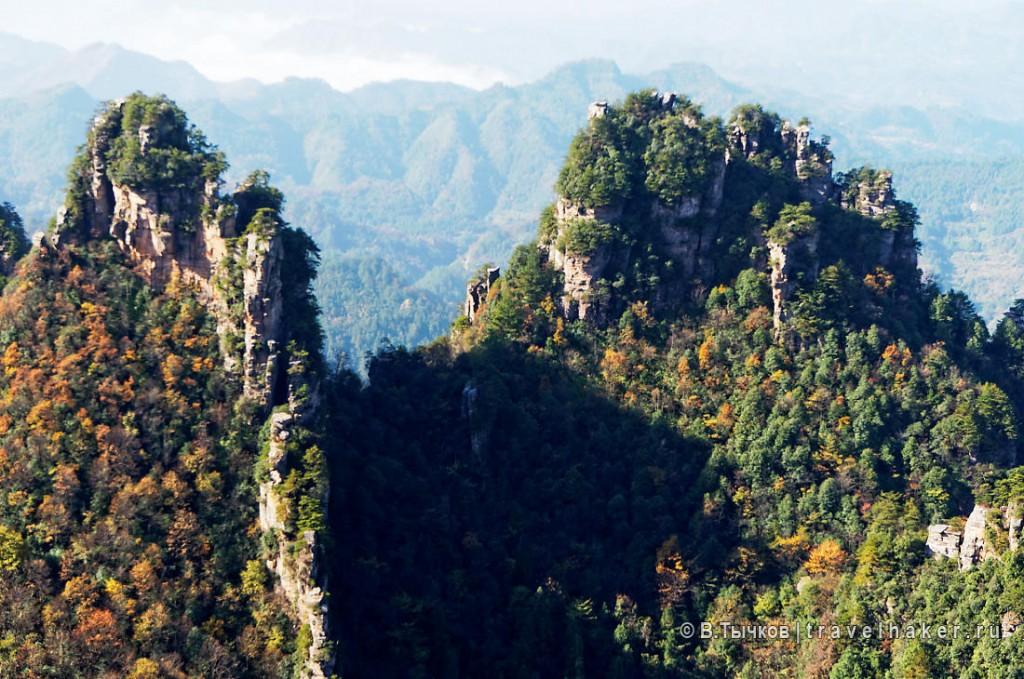туры экскурсионные в китай чжанцзяцзе