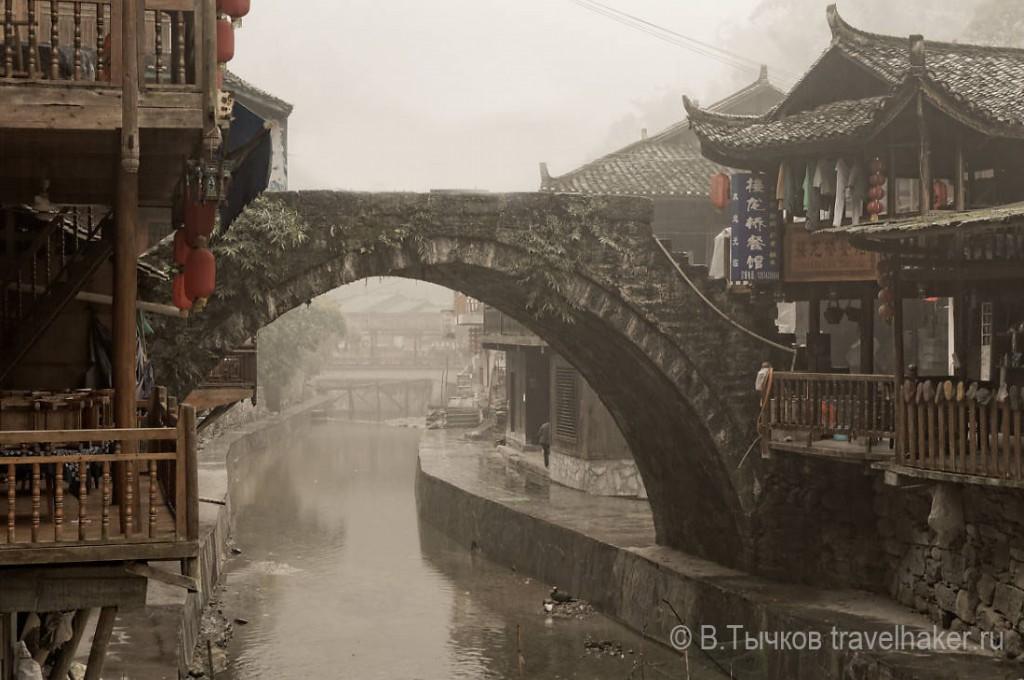 экскурсионные туры в китай чжанцзяцзе и хуаншань - дехань