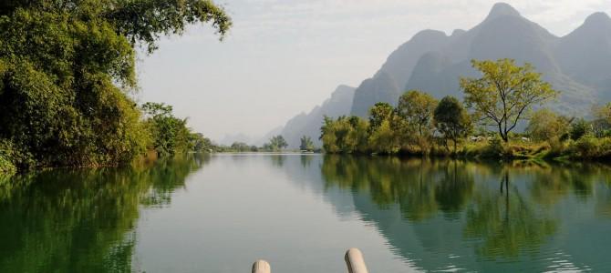 Гуйлинь, Яншо и круизы по реке Ли