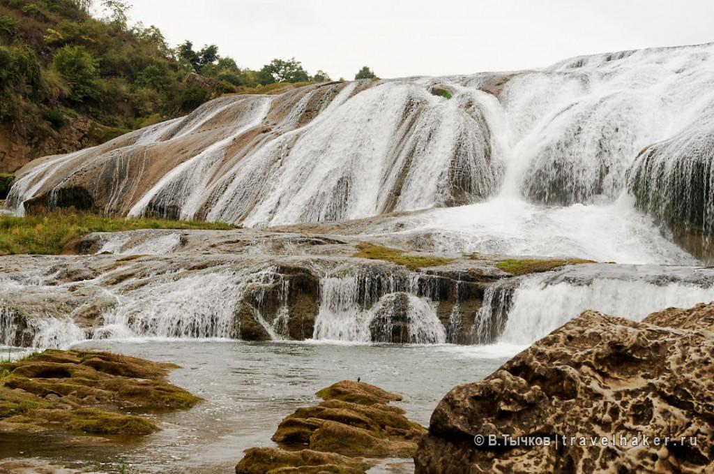 водопад хуангошу - доупутанг китай