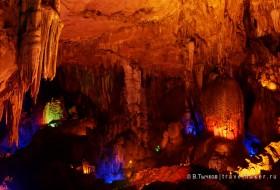Водопад Хуангошу, пещера Тяньсин и Каменный лес - фото