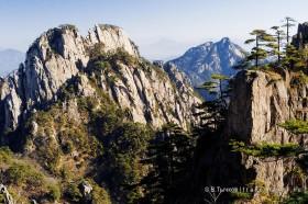 утро в горах хуаншань