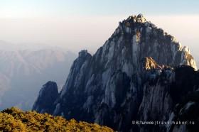 природа китая фото в горах хуаншань