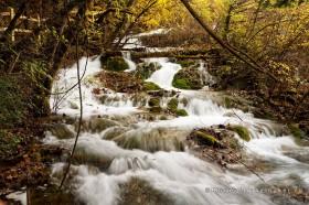 водопады в цзючжайгоу национальный парк китай