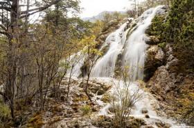 цзючжайгоу водопад