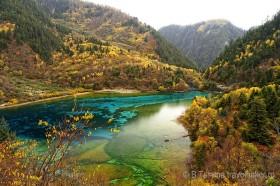 национальный парк долина цзючжайгоу китай