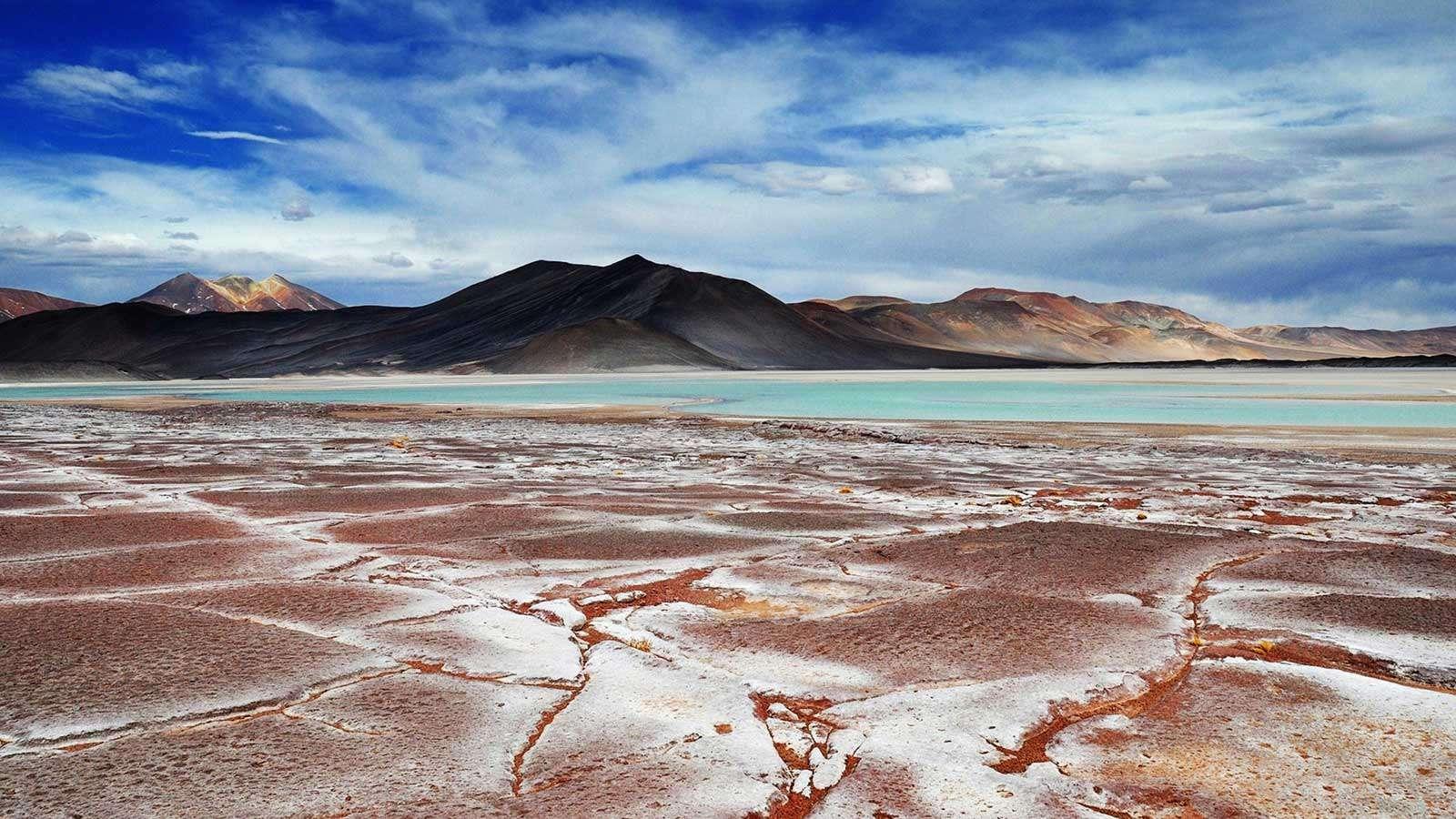 пустыня Атакама, Чили