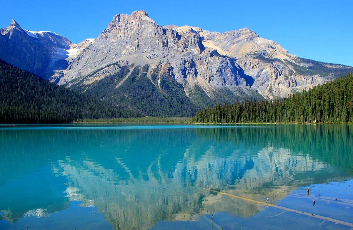 тур в канаду на неделю изумрудное озеро