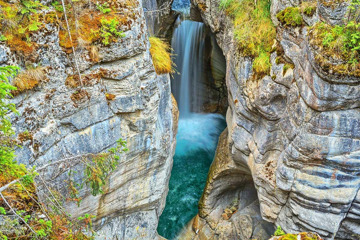тур в канаду каньон малайн
